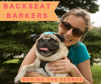 Behind the Scenes as the Backseat Barkers Take Toronto