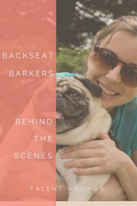 Behind the Scenes with the Backseat Barkers