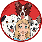 The super collies logo